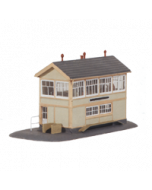 Bouwpakket N: GWR houten seinhuis