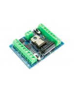 Accessoire decoder voor Cobalt IP Analog en Classic wisselmotoren - 2 poorten - DCC concepts