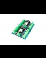 Accessoire decoder voor Cobalt IP Analog en Classic wisselmotoren - 4 poorten - DCC concepts