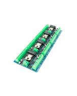 Accessoire decoder voor Cobalt IP Analog en Classic wisselmotoren - 8 poorten - DCC concepts