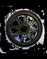 HO/OO 12 mm open spaak finescale wielen