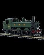 GWR Type 64xx Pannier tenderstoomloc