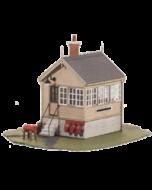 Bouwpakket HO: seinhuis op begane grond  of voor perron