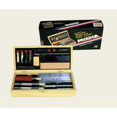 Luxe hobby mesjes set in houten doos - ProEdge 30860