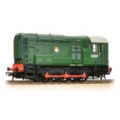 Dieselloc klasse 08 groen