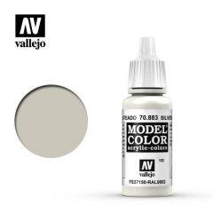 zilver grijs - Vallejo 70.883 - waterbasis acrylverf