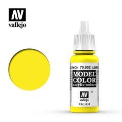 limoen geel - Vallejo 70.952 - waterbasis acrylverf