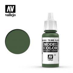 groen - Vallejo 70.968 - waterbasis acrylverf
