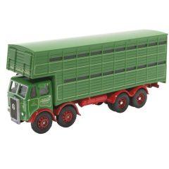 Atkinson 8 wiel vrachtauto veewagen - Oxford Diecast - schaal OO