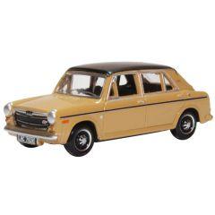 modelauto schaal OO - Austin 1300 - goud - Oxford Diecast - engelsmodelspoor.shop