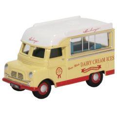 Bedford CA - ijscowagen - Oxford Diecast - schaal OO