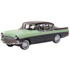 Vauxhall Cresta - groen - Oxford Diecast - schaal OO