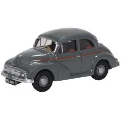 Morris Minor MM - grijs - Oxford Diecast - schaal OO