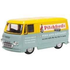 Commer PB - bestelauto - Pitchfords - Oxford Diecast - schaal OO