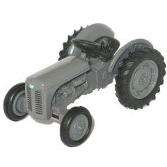 Ferguson Tea tractor - grijs - Oxford Diecast - schaal OO