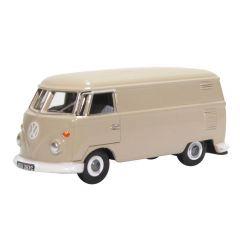 Volkswagen T1 - licht grijs - Oxford Diecast - schaal OO