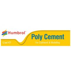 Humbrol Polystyreen Lijm in tube - 12ml
