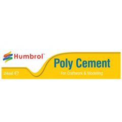 Humbrol Polystyreen Lijm in tube - 24ml