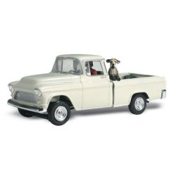 Hall en Duke Pick up-truck - Woodland scenics AS5521 HO auto