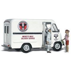 Mickeys Melk auto - Woodland scenics AS5529 HO auto
