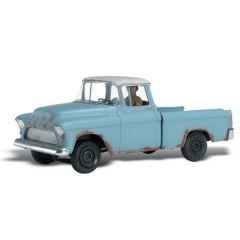 Pick-up truck - Woodland scenics AS5534 HO auto