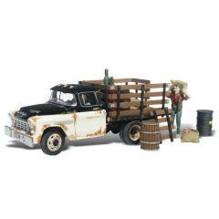 Henry s transport - Woodland scenics AS5538 HO auto