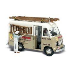 Peters schildersbus - Woodland scenics AS5539 HO auto
