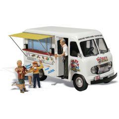 Ike s ijswagen - Woodland scenics AS5541 HO auto