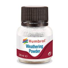 Humbrol verweringspoeder wit 28 ml