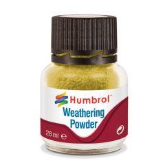 Humbrol verweringspoeder zand 28 ml