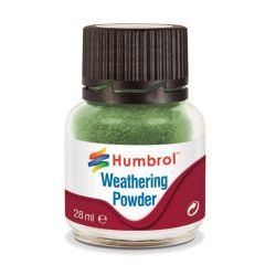 Humbrol verweringspoeder chroomoxyde groen 28 ml