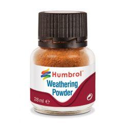 Humbrol verweringspoeder roest 28 ml