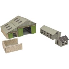 Bouwpakket N: Boerderij bijgebouwen - Metcalfe - PN951