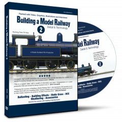 DVD - Building a Model Railway - Deel 2