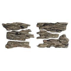 Rotsen met schappen Woodland scenics C1136