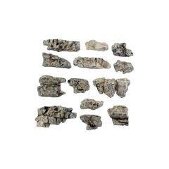 Uitstekende rotsen Woodland scenics C1139