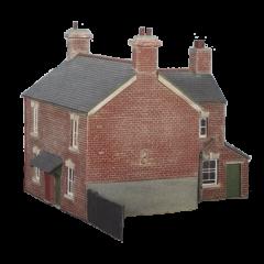 Bouwpakket HO: twee onder een kap woningen