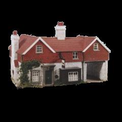 Bouwpakket HO: Black Horse Inn Engelse pub - herberg