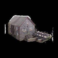 Bouwpakket HO: watermolen