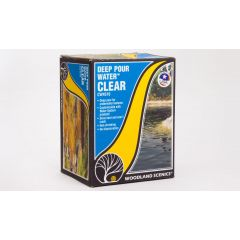 Deep Pour Water Clear (Helder) Woodland scenics CW4510