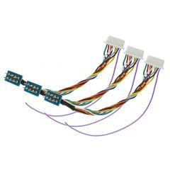 verloopkabel 8 pin naar JST - NEM652 naar Zen218 - DCC concepts
