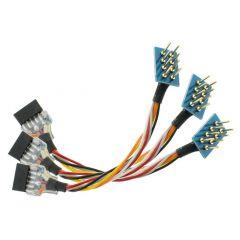 verloopkabel 6 pin naar 8 pin - NEM651 naar NEM652 - DCC concepts