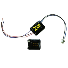 Zen Black decoder - 8 pin - 6 functies - DCC concepts