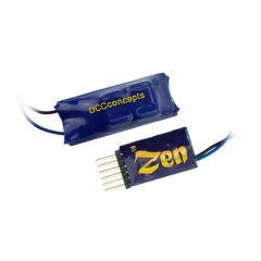 Zen 6 pin Direct DCC decoder met buffer - DCC concepts