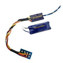 Zen Nano bedraad 8 DCC decoder met buffer - DCC concepts