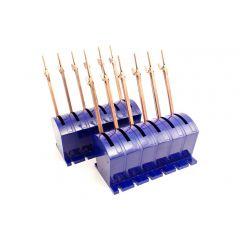 12 pak - Cobalt-S seinhuis hendel - DCC concepts - wissel en seinbediening
