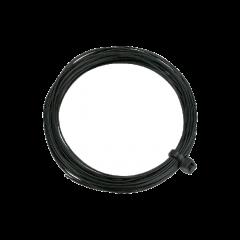 6m zwarte decoder installatie draad - DCC concepts