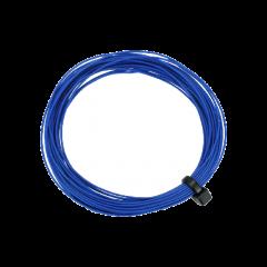 6m blauw decoder installatie draad - DCC concepts
