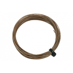 6m bruin decoder installatie draad - DCC concepts