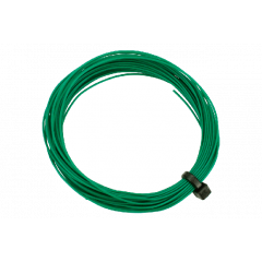 6m groen decoder installatie draad - DCC concepts